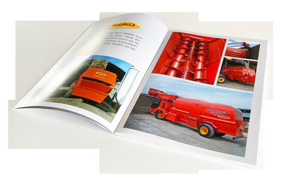Seko Brochure | Voermengwagen | Alleen het beste ruwvoer is goed genoeg!